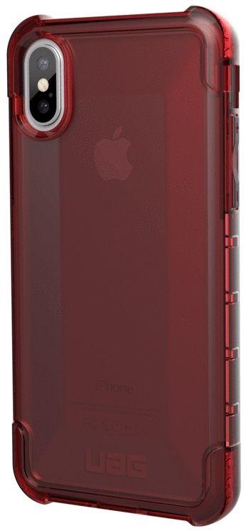 Чехол UAG iPhone X/Xs Folio Plyo (IPHX-Y-CR) Crimson от Територія твоєї техніки - 5