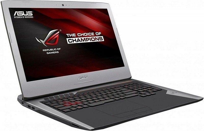 Ноутбук Asus ROG G752VY (G752VY-GC061T) - 1