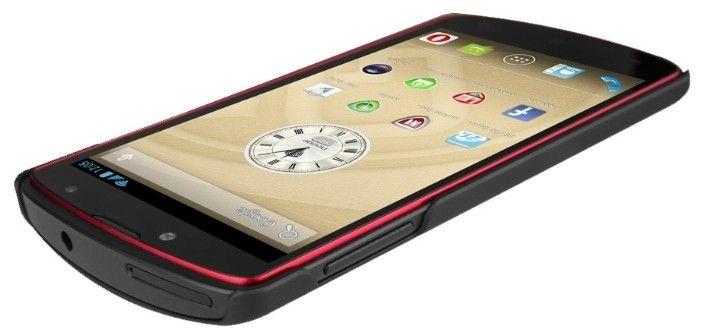 Мобильный телефон Prestigio MultiPhone 7500 16GB Black - 3