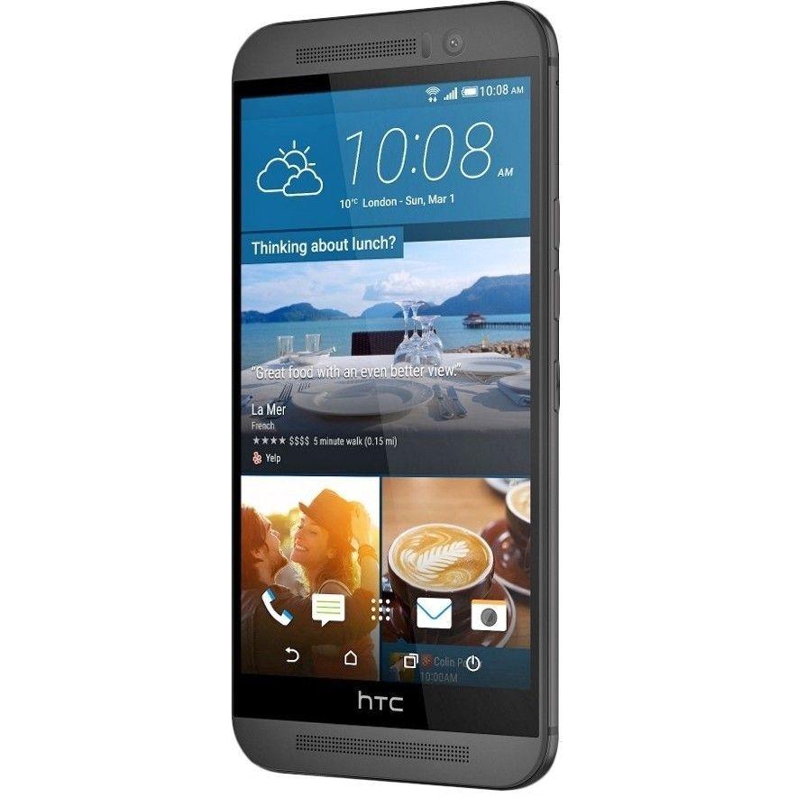 Мобильный телефон HTC One M9 Gunmetal Gray - 2