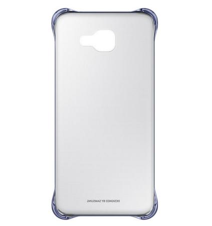 Чехол Samsung A710 EF-QA710CBEGRU Black - 1