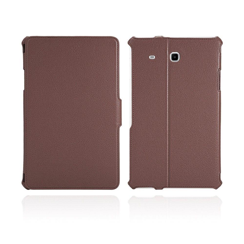 Обложка AIRON Premium для Samsung Galaxy Tab E 9.6 Brown - 6
