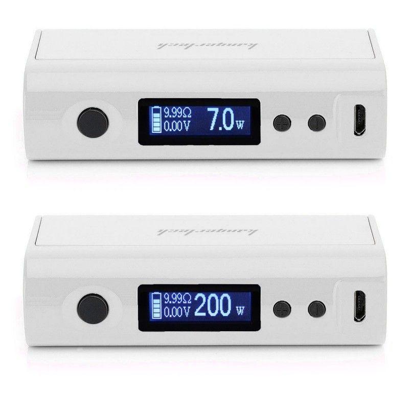 Батарейный мод Kangertech KBOX 200W TC White (KRKB200TCW2) - 1