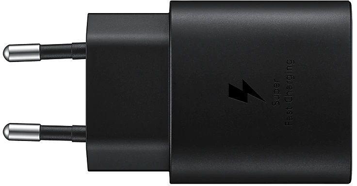 Сетевое зарядное устройство Samsung (EP-TA800XBEGRU) Black от Територія твоєї техніки - 3
