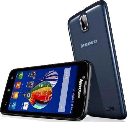 Мобильный телефон Lenovo A328 Black - 2