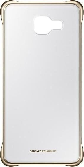 Чехол Samsung A510 EF-QA510CFEGRU Gold - 3