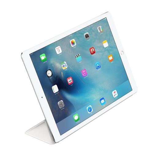 "Чехол-книжка Apple Smart Cover для iPad Pro 12.9"" (MLJK2ZM/A) White - 3"