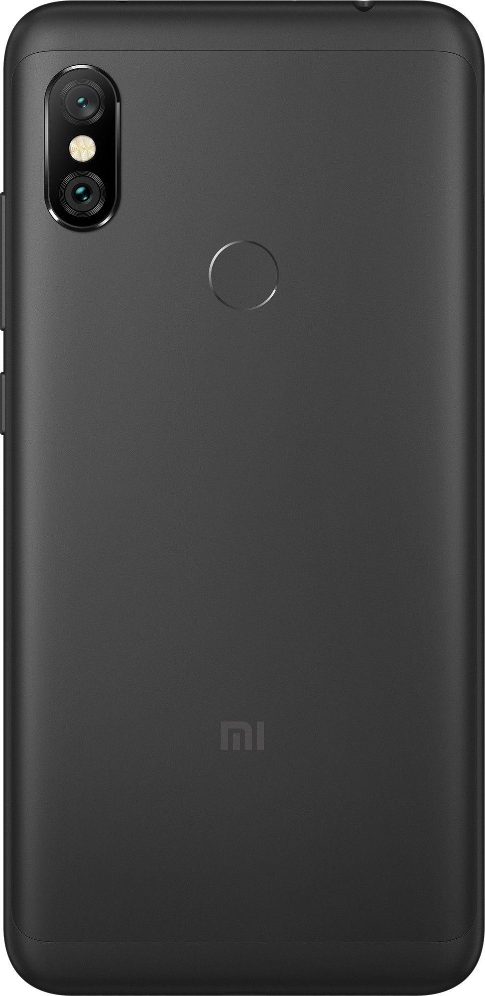 Смартфон Xiaomi Redmi Note 6 Pro 3/32GB Black от Територія твоєї техніки - 6