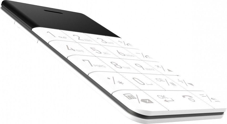 Мобильный телефон Elari CardPhone White (LR-CP-WHT) - 3