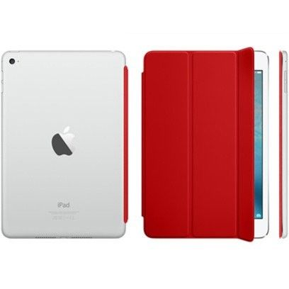 Чехол-книжка Apple Smart Cover для iPad mini 4 (MKLY2ZM/A) Red - 2