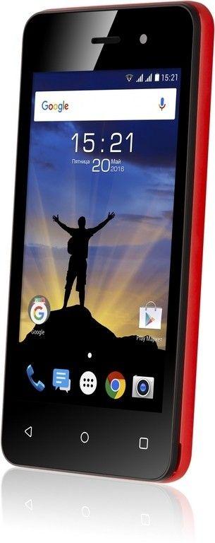 Мобильный телефон Fly FS405 Stratus 4 Red - 6