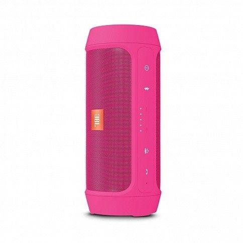 Портативная акустика JBL Charge2+ Pink (CHARGE2PLUSPINKAM) - 2