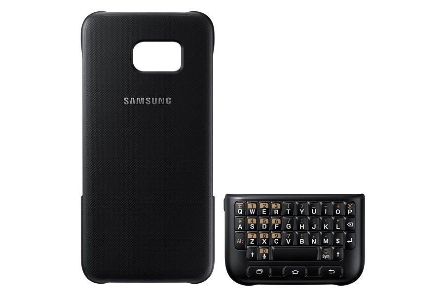 Чехол-клавиатура Keyboard Cover Samsung Galaxy S7 edge - 4