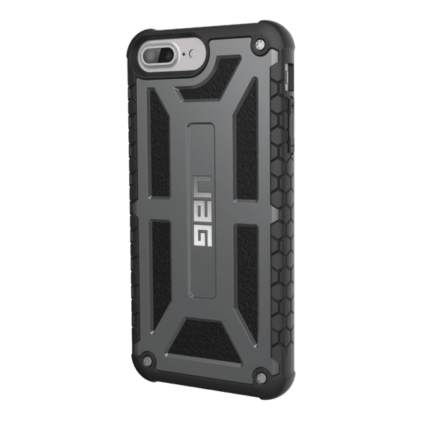 Чехол UAG iPhone 8/7/6S Plus Monarch Graphite от Територія твоєї техніки - 3