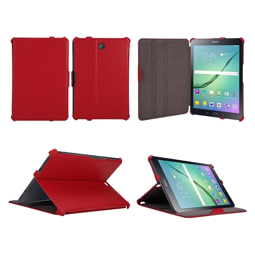 Обложка AIRON Premium для Samsung Galaxy Tab S 2 8.0 Red - 7
