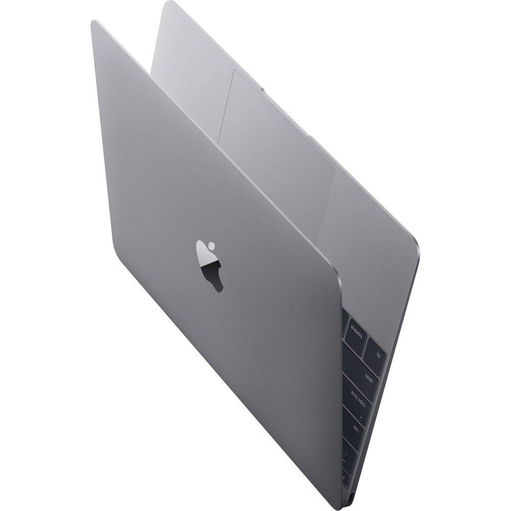 "Ноутбук Apple MacBook 12"" Space Gray (MLH72UA/A) - 1"