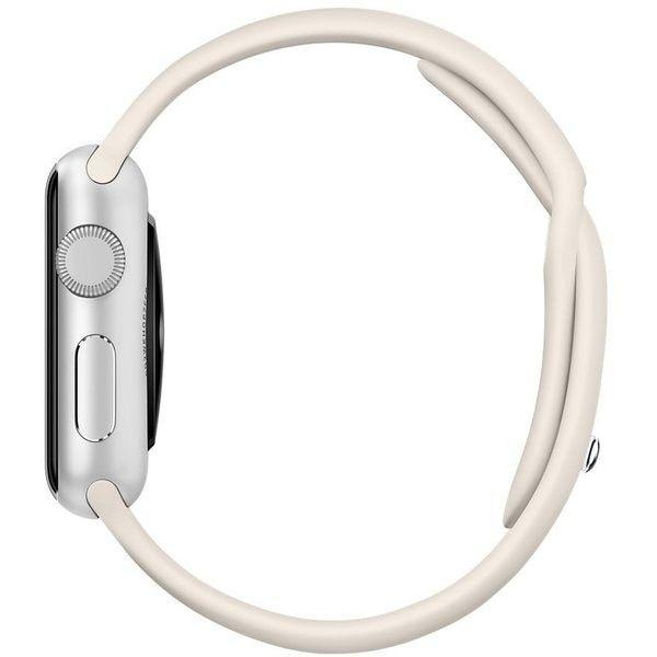 Ремешок Sport для Apple Watch 38мм (MLKU2) Antique White - 2