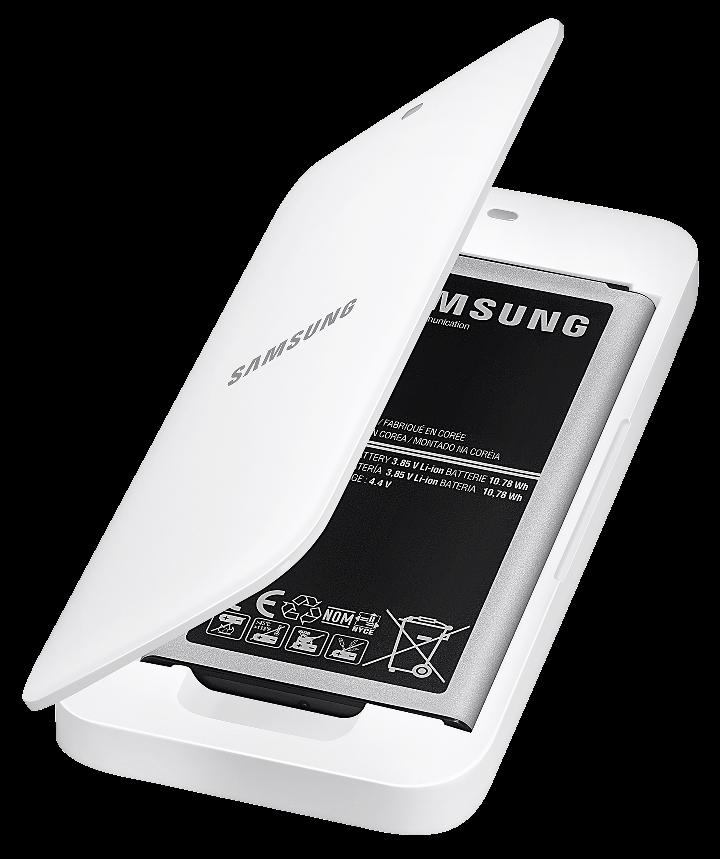 Аккумулятор с зарядным устройством Samsung Galaxy S5 G900 (EB-KG900BWEGRU) - 2