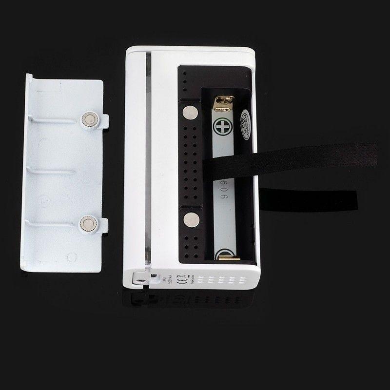 Батарейный мод Smok X Cube Mini 75W TC Kit White (SXCM75WTCKWT) - 2