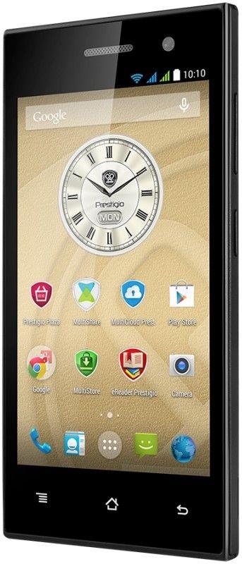 Мобильный телефон Prestigio Muze A3 3452 DUO Black - 1