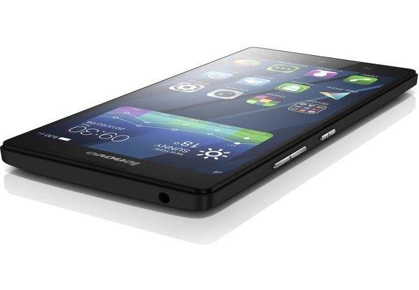 Мобильный телефон Lenovo P90 Onyx Black - 3