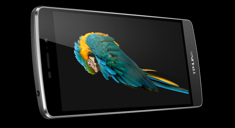 Мобильный телефон TP-LINK Neffos C5 Max (TP702A) Dark Grey - 2