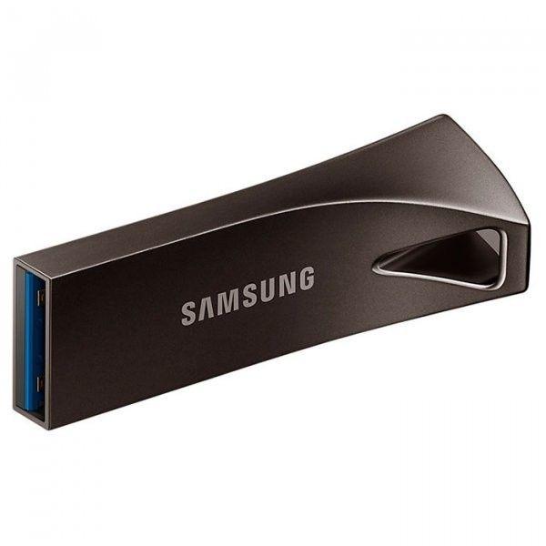 USB флеш накопитель Samsung Bar Plus USB 3.1 128GB (MUF-128BE4/APC) Black от Територія твоєї техніки - 3