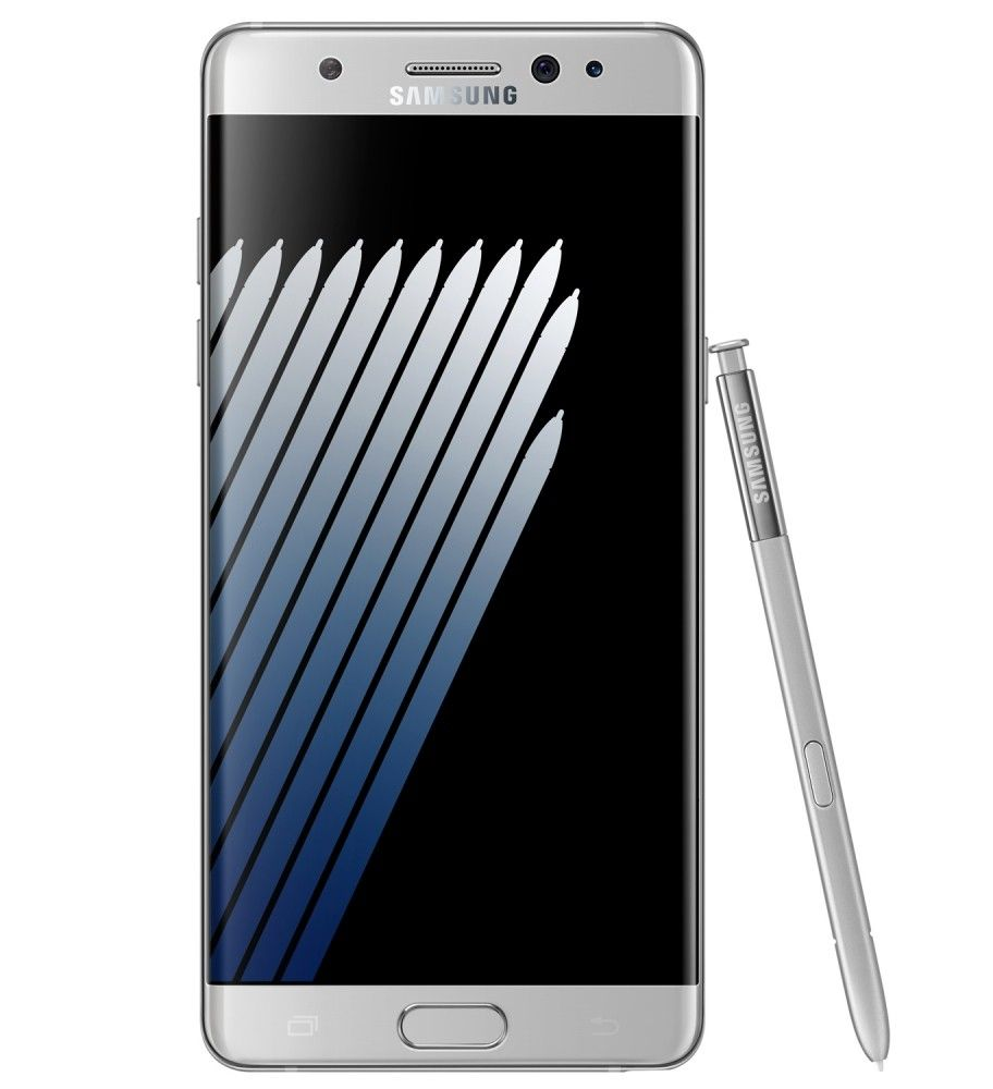 Мобильный телефон Samsung Galaxy Note 7 64GB (SM-N930) Silver - 2