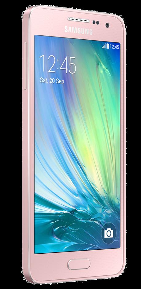 Мобильный телефон Samsung Galaxy A3 SM-A300H Pink - 4
