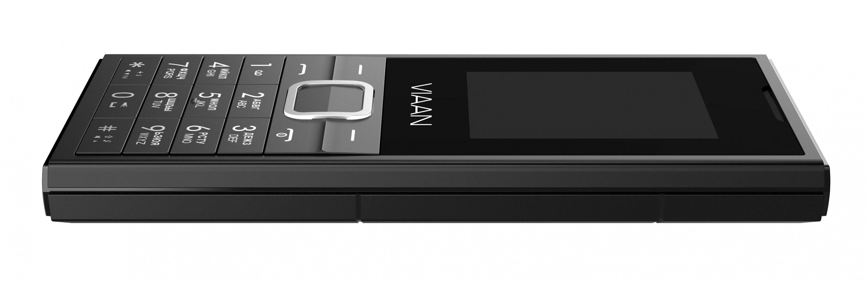 Мобильный телефон VIAAN V181 Black  - 2