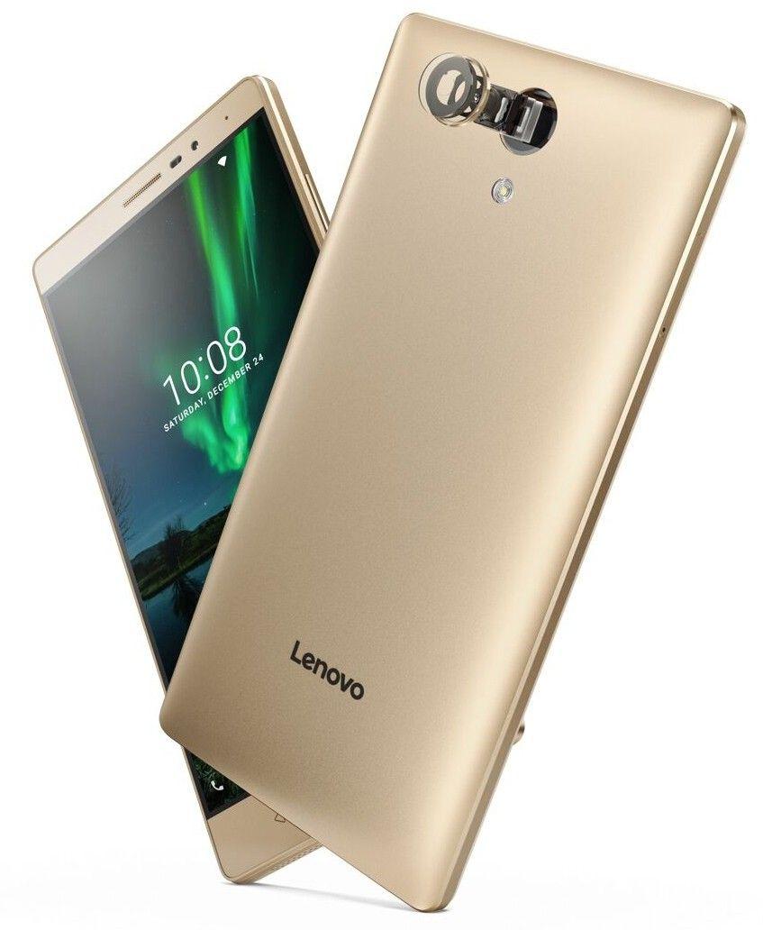 Планшет Lenovo Phablet PB2-650M 3/32GB LTE Champagne Gold (ZA190000UA) - 7