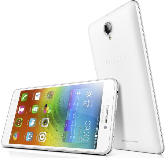 Мобильный телефон Lenovo A5000 White - 3