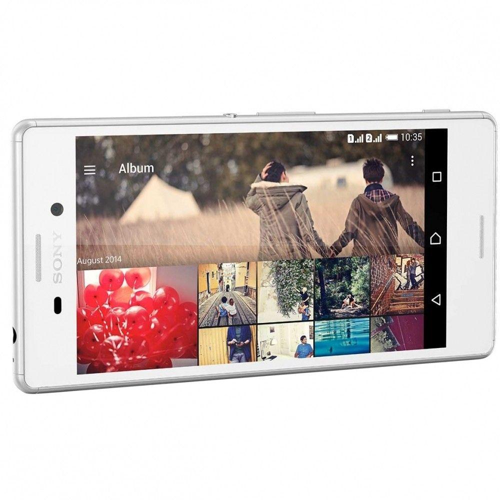 Мобильный телефон Sony Xperia M4 Aqua Dual E2312 White - 3