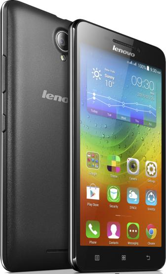 Мобильный телефон Lenovo A5000 Black - 2