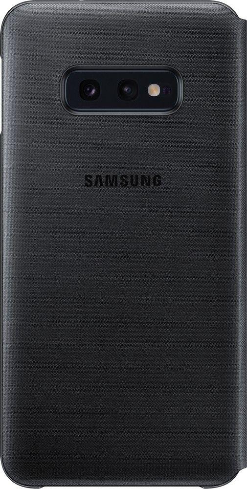 Чехол-книжка Samsung LED View Cover для Samsung Galaxy S10e (EF-NG970PBEGRU) Black от Територія твоєї техніки - 2