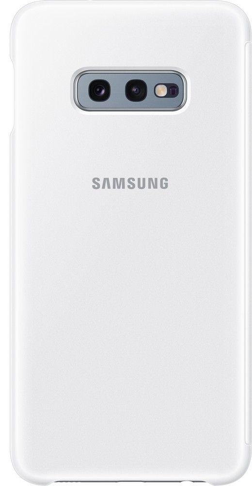 Чехол-книжка Samsung Clear View Cover для Samsung Galaxy S10e (EF-ZG970CWEGRU) White от Територія твоєї техніки - 2