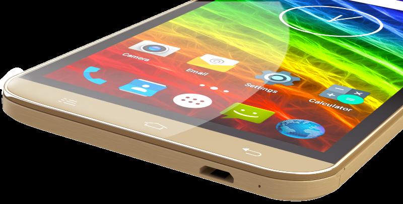 Мобильный телефон Nous NS 5001 Gold - 1