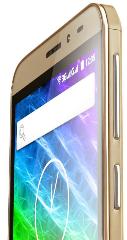 Мобильный телефон Nous NS 5001 Gold - 3
