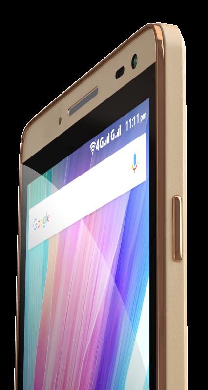 Мобильный телефон Nous NS 5003 Gold - 3