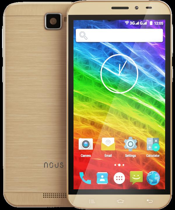Мобильный телефон Nous NS 5001 Gold - 4