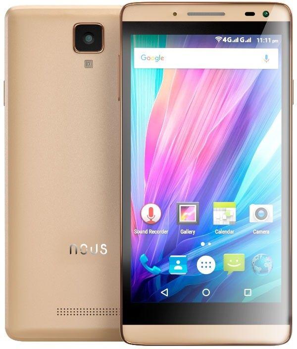 Мобильный телефон Nous NS 5003 Gold - 4