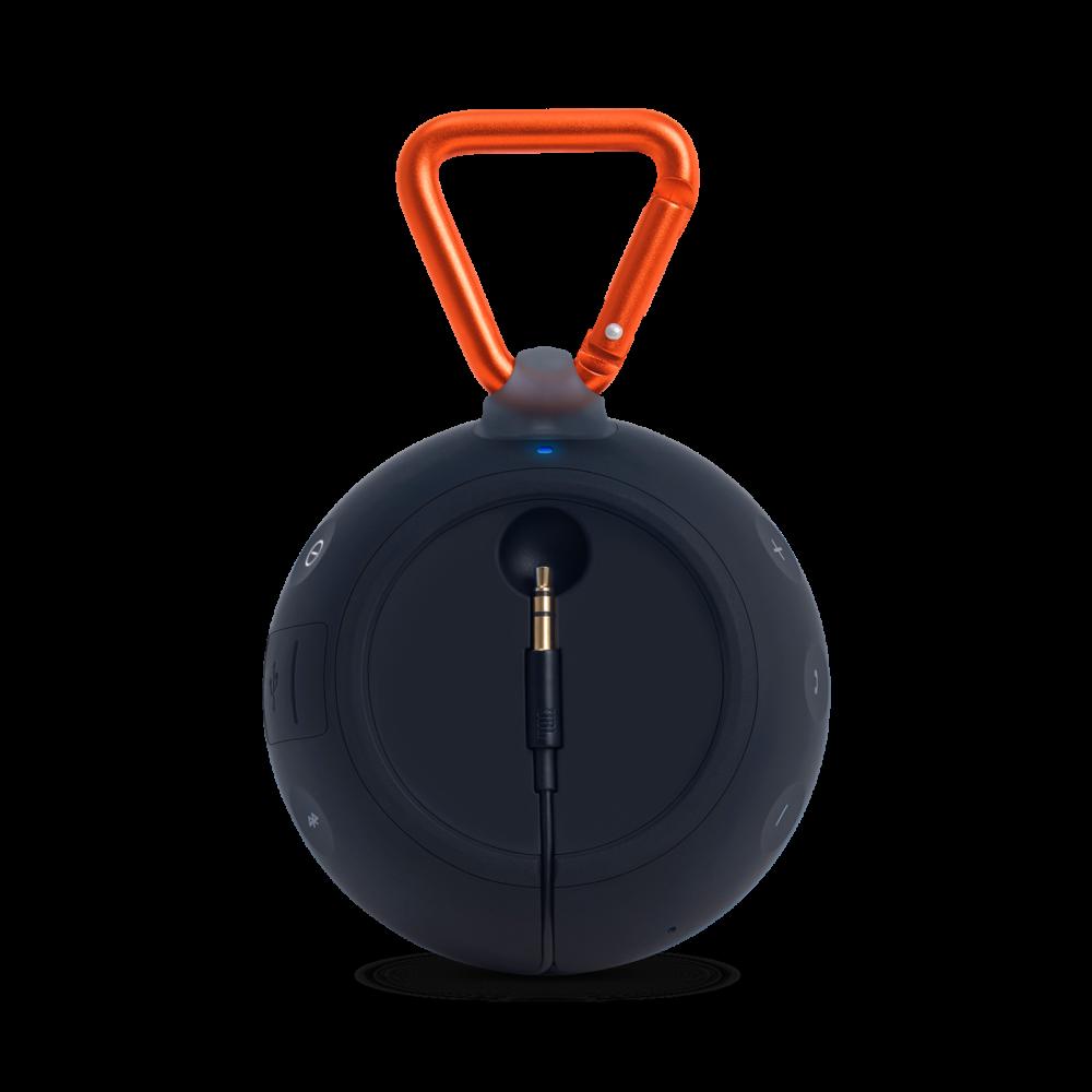 Портативная акустика JBL Clip 2 Black (JBLCLIP2BLKEU) - 1