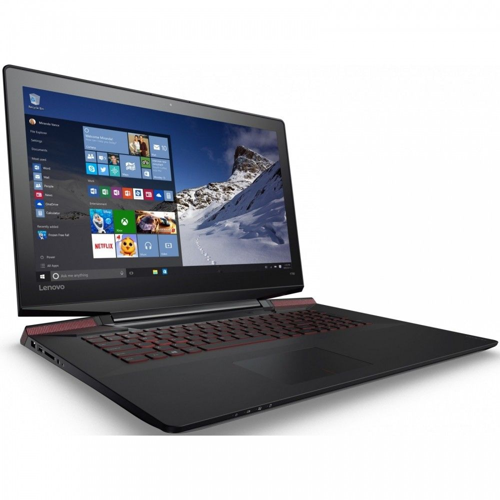 Ноутбук Lenovo IdeaPad Y700-17ISK (80Q00073UA) Black - 2