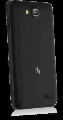 Мобильный телефон Fly IQ436i Era Nano 9 Black - 2