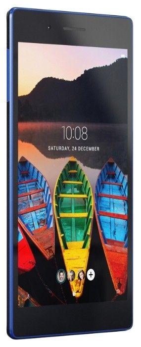 "Планшет Lenovo Tab 3-730X 7"" LTE 2/16GB Slate Black (ZA130192UA) - 1"
