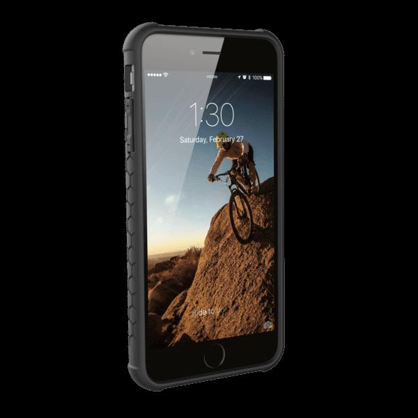 Чехол UAG iPhone 8/7/6S Plus Monarch Graphite от Територія твоєї техніки - 6