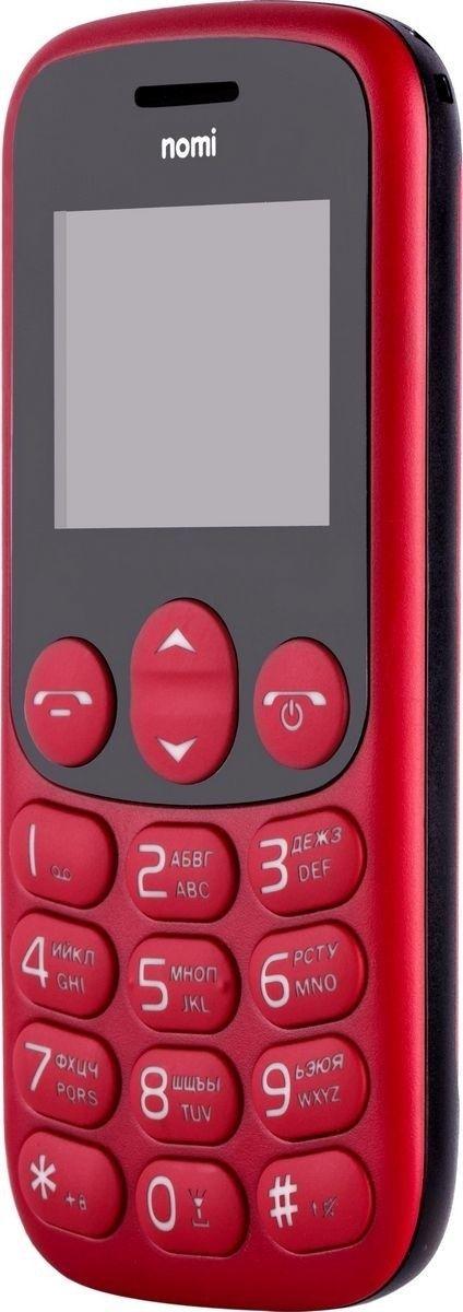 Мобильный телефон Nomi i177 Red - 4