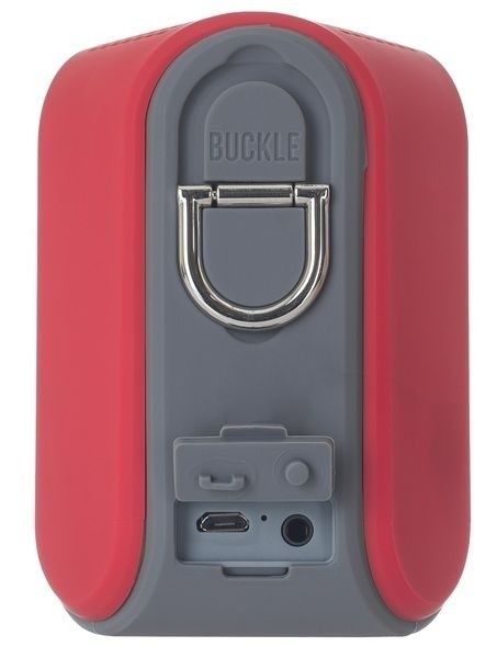 Портативная акустика ERGO BTS-520 Red от Територія твоєї техніки - 2