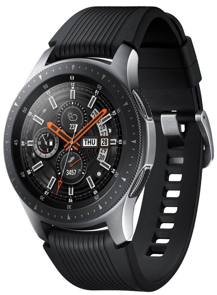 Смарт часы Samsung Galaxy Watch 46mm (SM-R800NZSASEK) Silver от Територія твоєї техніки - 3