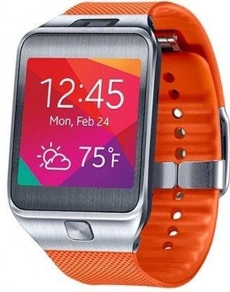 Смарт часы Samsung Gear2 SM-R3800 Metallic Orange - 1